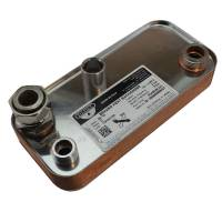 Теплообменник Hermann Micra 2, Supermicra 12 пластин 17B1951200