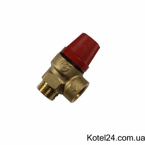 Предохранительный клапан для котла на 3 бара 52256