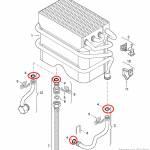 Резиновое кольцо регулировочного винта колонки Junkers 87002050230 (цена 1 шт.)