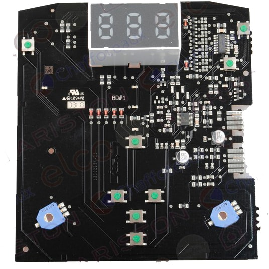 Электронная плата дисплея Ariston Clas System (65104448)