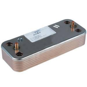 Вторичный теплообменник Ariston UNO MFFI / MI  995945