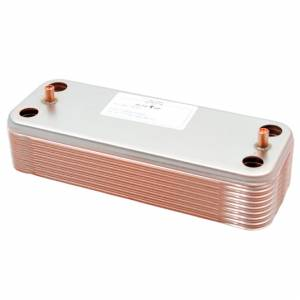 Вторичный теплообменник Ariston MicroGenus (30 кВт) 998483