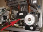 Электропривод (моторный привод) трехходового клапана Ariston (997147)