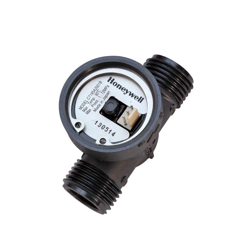 Датчик протока турбинка Honeywell C7195A