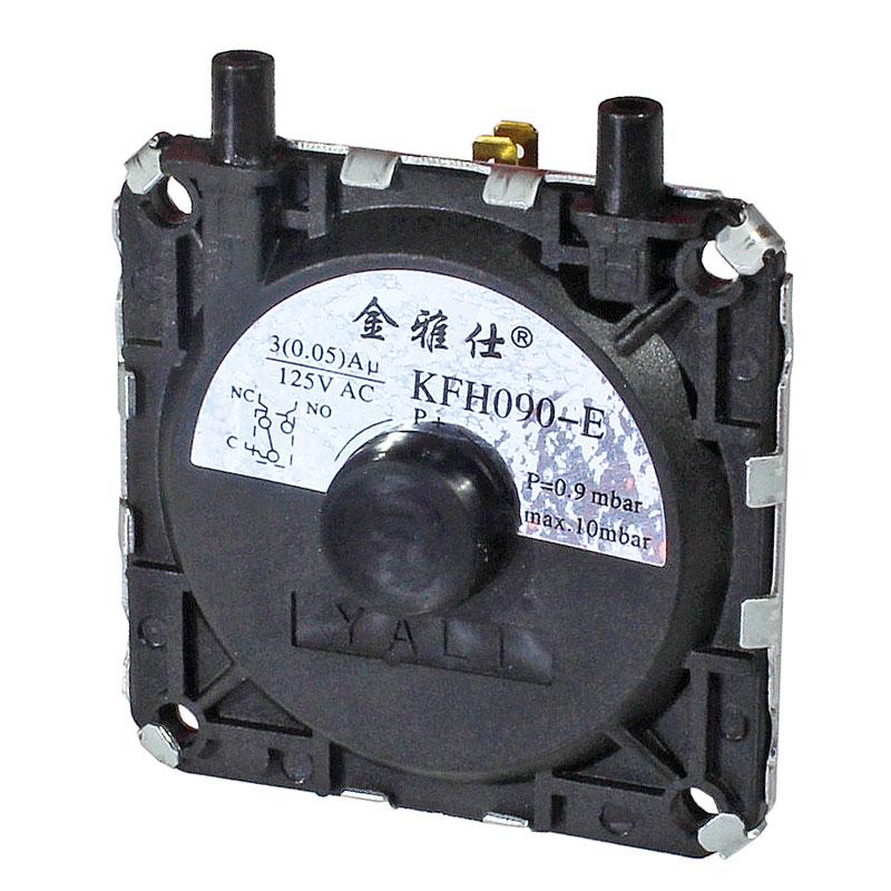 Датчик тяги для газового котла колонки - прессостат универсальный