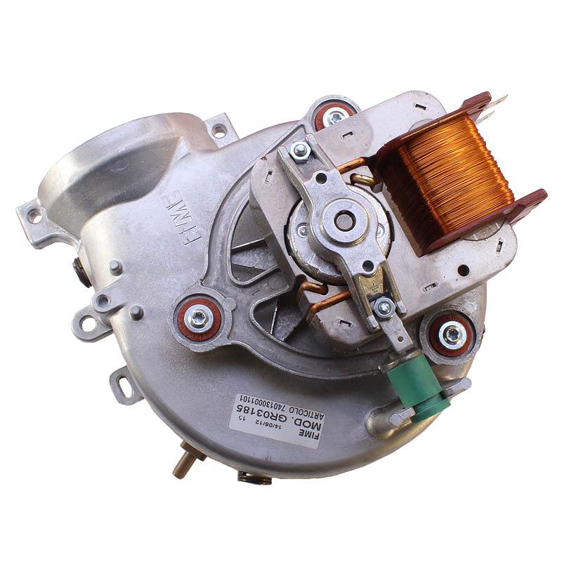 Вентилятор Ariston Clas, Clas Evo, Clas Evo System 28 FF 65104452