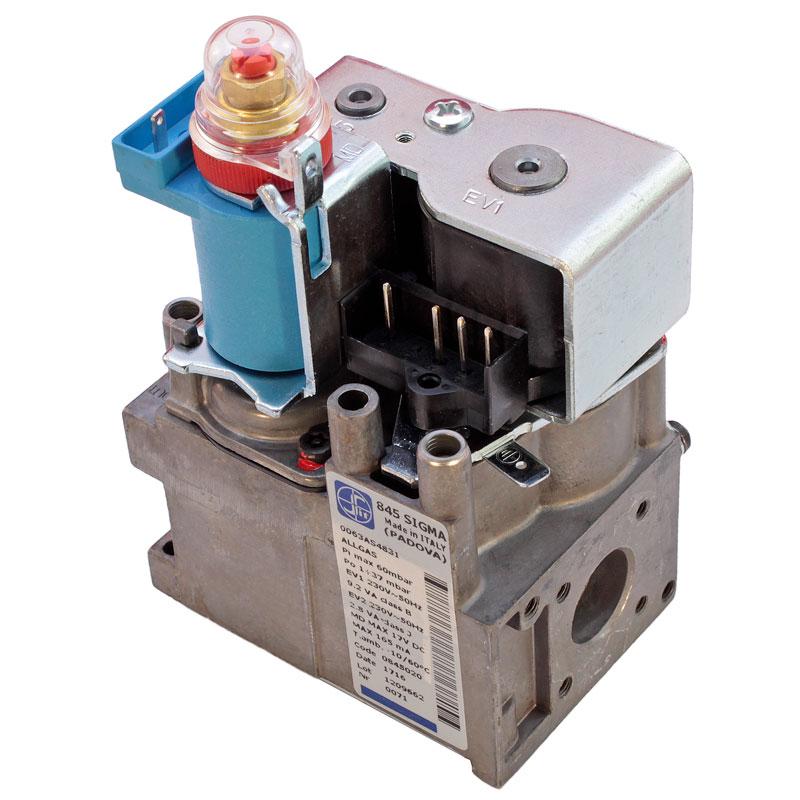 Газовый клапан Ariston: Clas, Genus, Egis, BS (65104254)