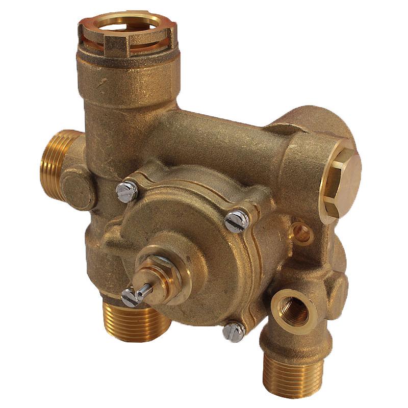 Гидрогруппа выхода воды (трехходовой) Fugas CB11030010