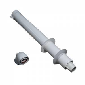 Коаксиальный дымоход газового котла 1м 0KITCONC00