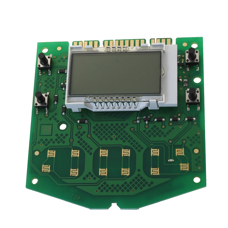 Плата дисплея котла Ariston Egis Plus 24 FF/CF 60001606