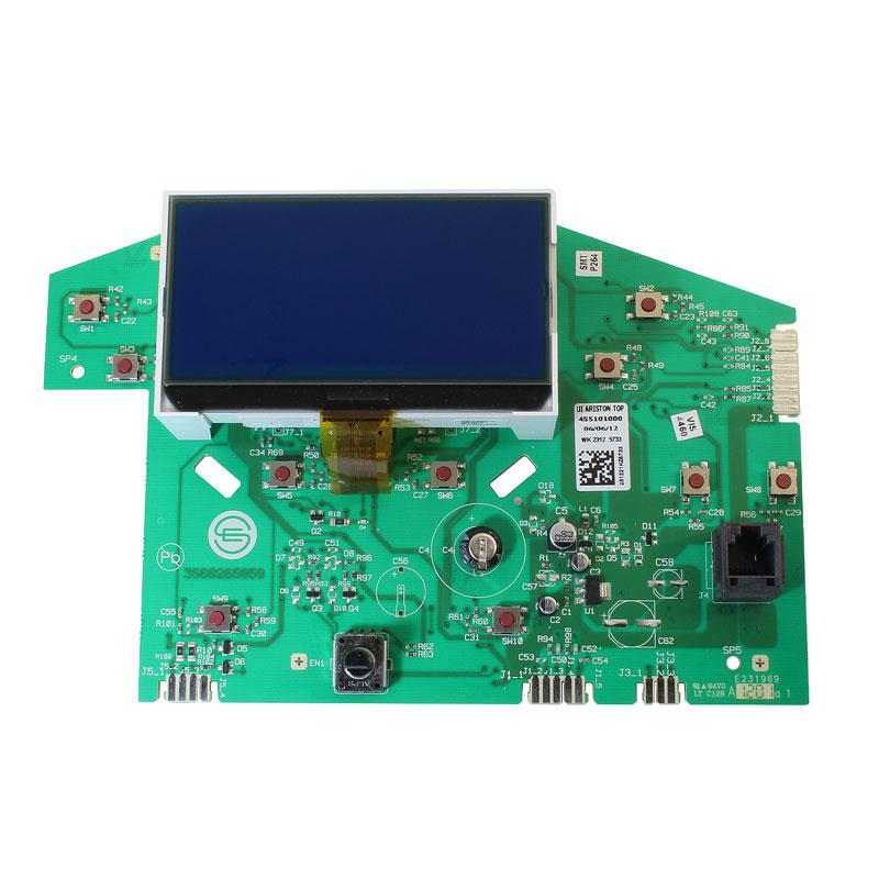 Дисплей котла Ariston Genus Premium EVO 65111882