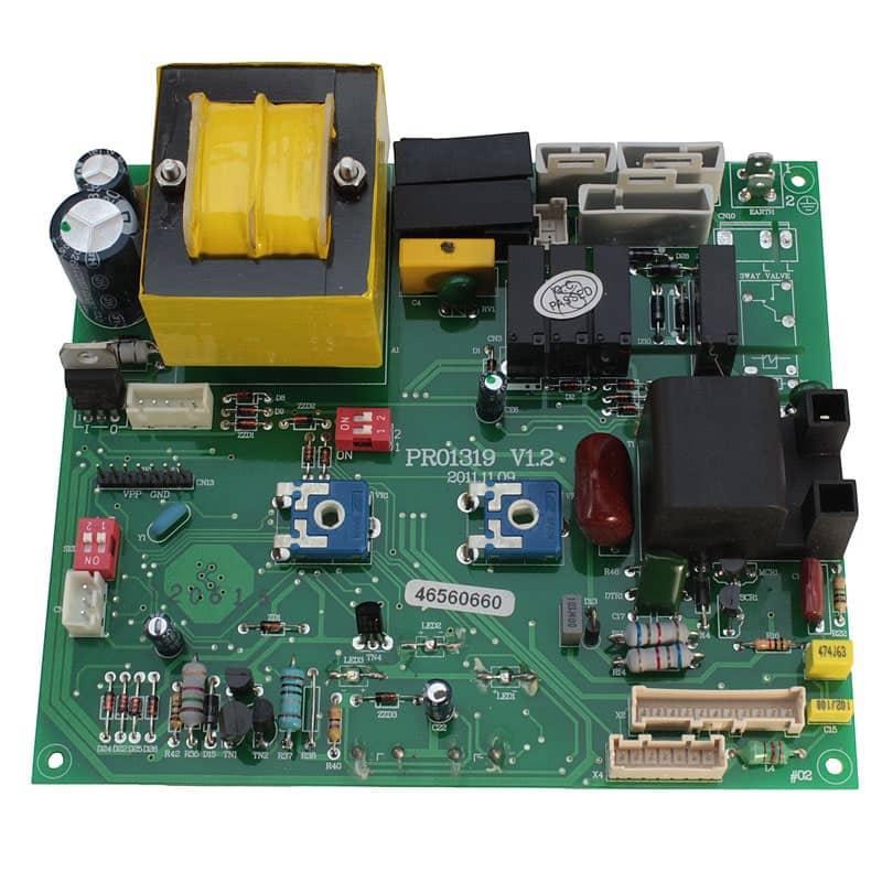 Плата управления Ferroli Domiproject V1.2. 46560660