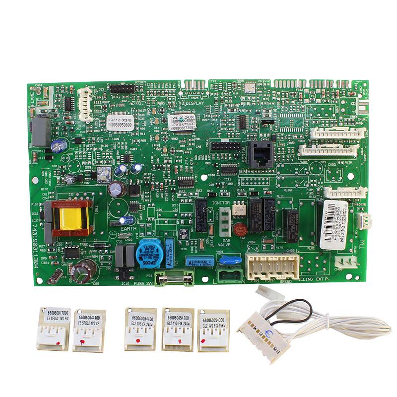 Плата Ariston BS ??, Egis Plus 60001605 (Sit газ. клапан)