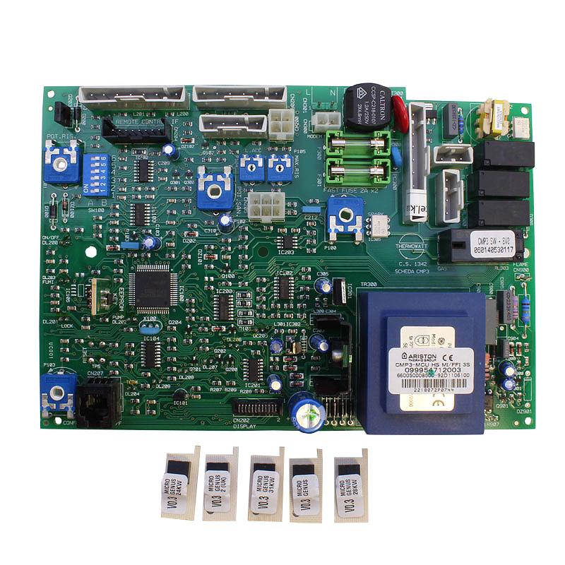 Плата управления Ariston Microgenus, Microgenus Plus 65101732