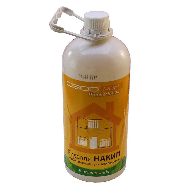 «СВОД-РВН» Professional, 1 л - Жидкость для промывки теплообменников