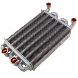 Теплообменник Ariston Egis, As (турбированные 24 FF, длина 225 мм) 65106300