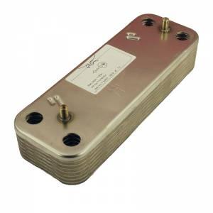 Теплообменник Baxi ГВС 14 пластинчатый 5686680
