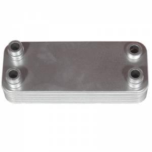Теплообменник ГВС 12 пластин Vaillant Turbomax Pro/ Plus, Atmomax Pro/ Plus Zilmet 17B1901215