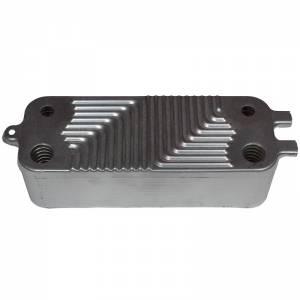 Теплообменник ГВС 22 пластин Bosch: Gaz, Condens, Junkers Ceraclass, Cerapur (8716771988)