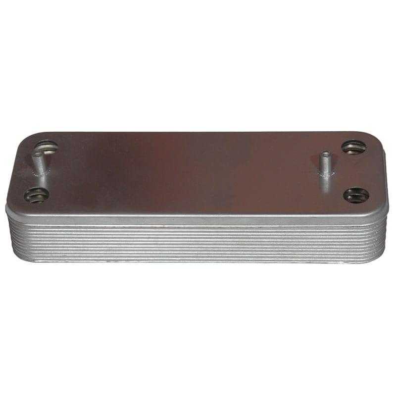 Теплообменник ГВС Baxi/Westen 12 пластин (17B2071200)