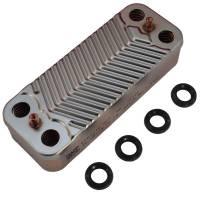 Теплообменник пластинчатый Immergas Mini 28 3 Е, Major Eolo 28 4E, Victrix 26