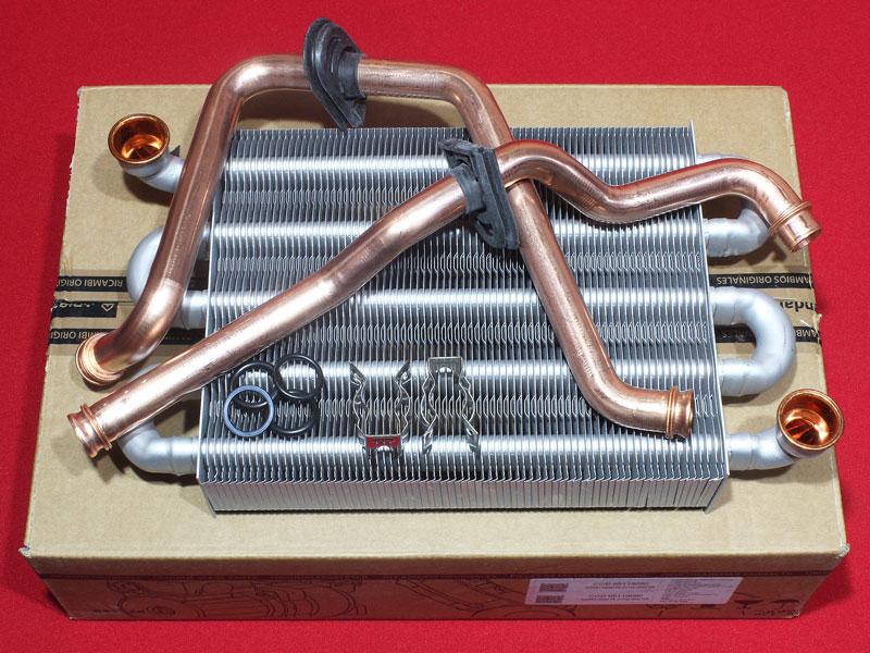 Теплообменник контура отопления Ariston 65115065
