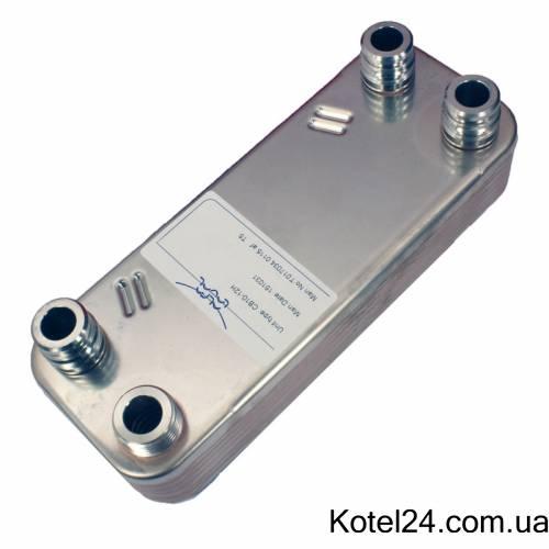 Вторичный теплообменник для vaillant max pro артикул 065110 купить теплообменник плоский определить