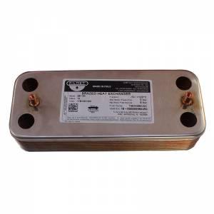 Теплообменник вторичный ГВС Zilmet 14 пластин