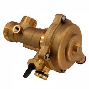 Трёхходовой клапан для котла Immergas Mini 3.012806