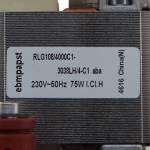 Вентилятор котлов Baxi, Westen 28-31 кВт 5655730